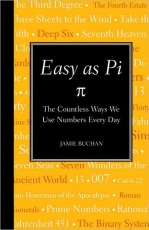 Odd Book Out Review: Easy as Pi: The Countless Ways We Use Numbers Every Day by Jamie Buchan