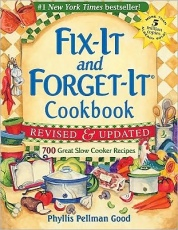 Fix-it and Forget-it Cookbook: Revised and Updated