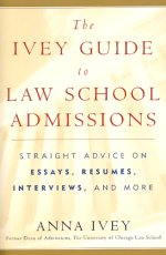 Ivey Guide to Law School Admissions