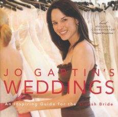 Jo Gartin's Weddings: An Inspiring Guide for the Stylish Bride