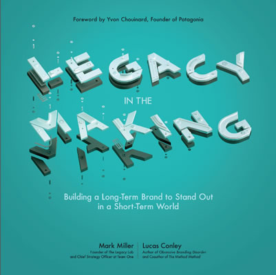 Legacy in the Making: Building a Long-Term Brand to Stand Out