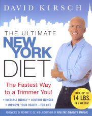 The Ultimate New York Diet: The Fastest Way to a Trimmer You!