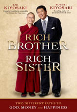 Rich Brother, Rich Sister: Two Different Paths to God, Money, and Happiness